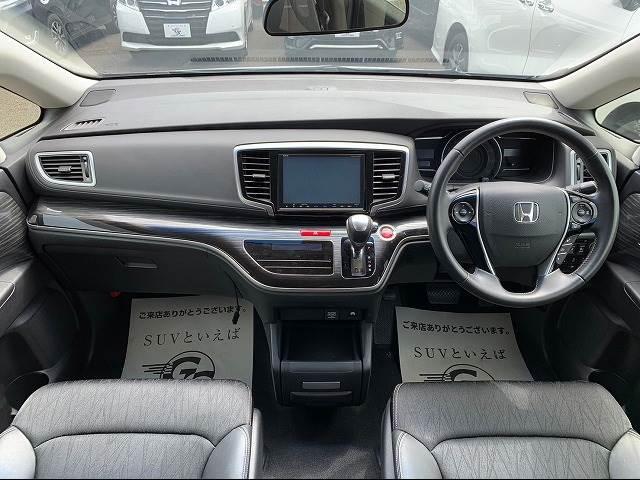 ホンダオデッセイハイブリッドHYBRID ABSOLUTE Honda SENSING 8人 内装他