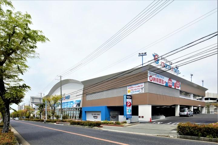 グッドスピードMEGASUV 神戸大蔵谷店